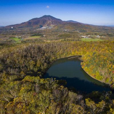 Hangetsu Lake Niseko
