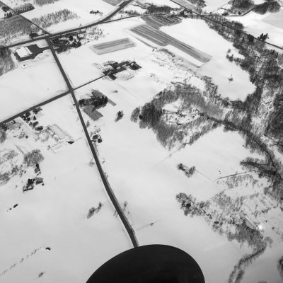 Snow Runway