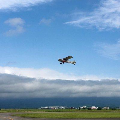 JA42XC first flight