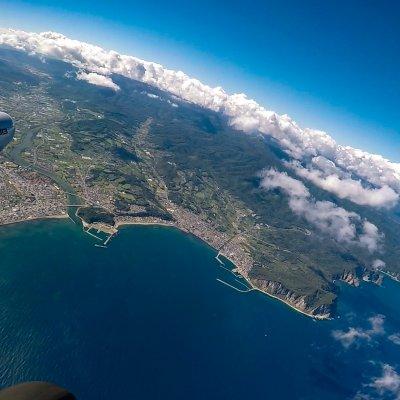 Yoichi coastline