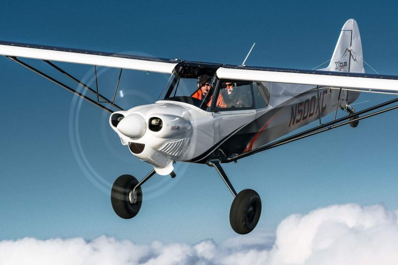 Cubcrafters XCub